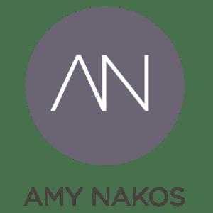 amy nakos logo