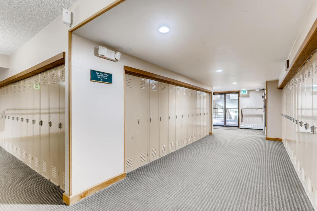 copper road condo lockers