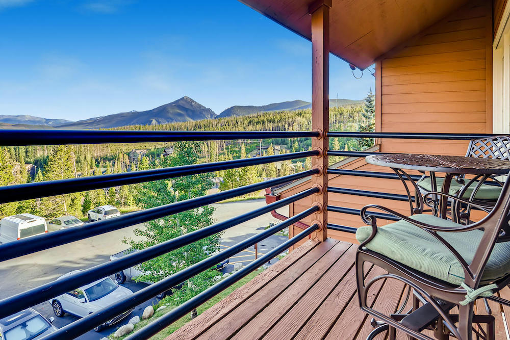 Timber Ridge Top Floor Condo in Silverthorne