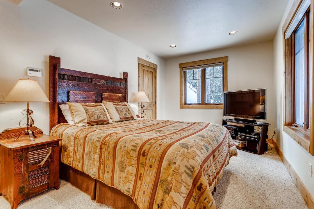 third bedroom breckenridge home for sale