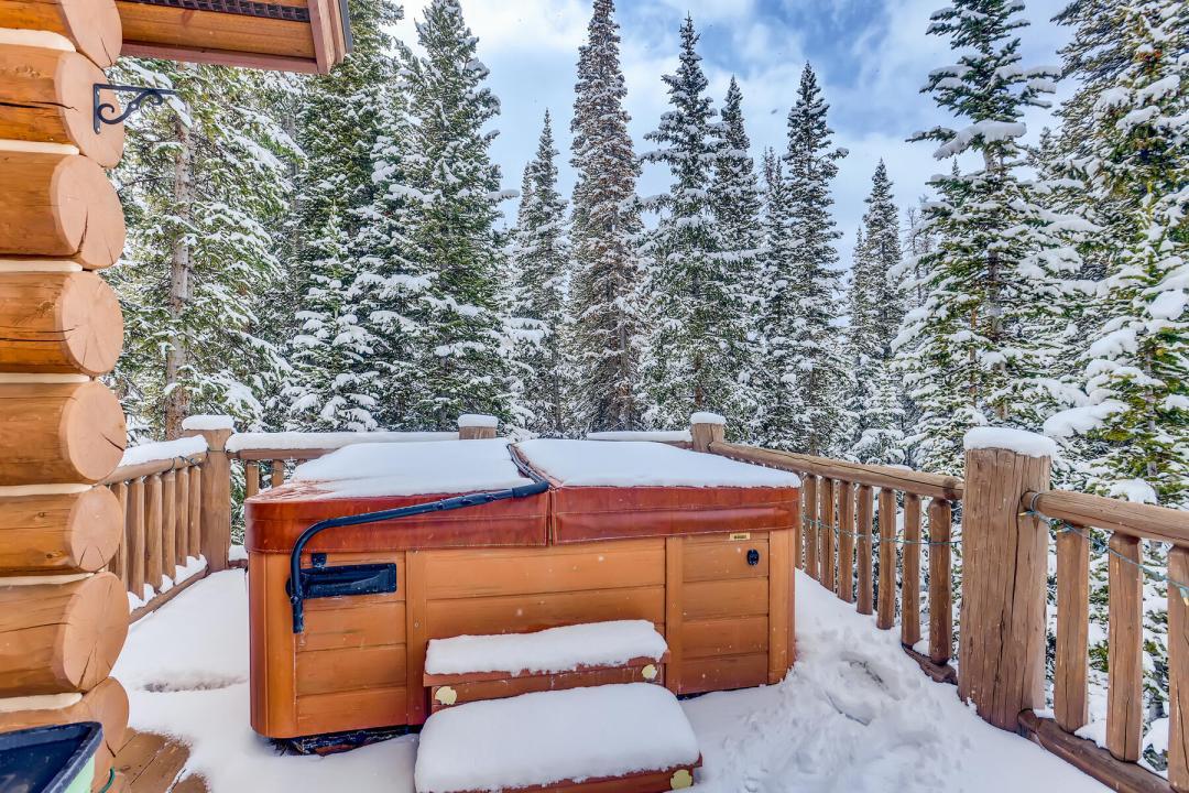 hot tub breckenridge real estate market