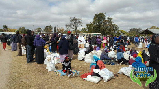 Zakat Ul Fitr Distribution in Africa & Indonesia pic 5