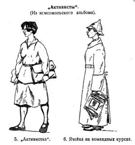 Komsomol Activists