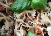 Trader Joes Lentil Bruschetta Pasta Salad