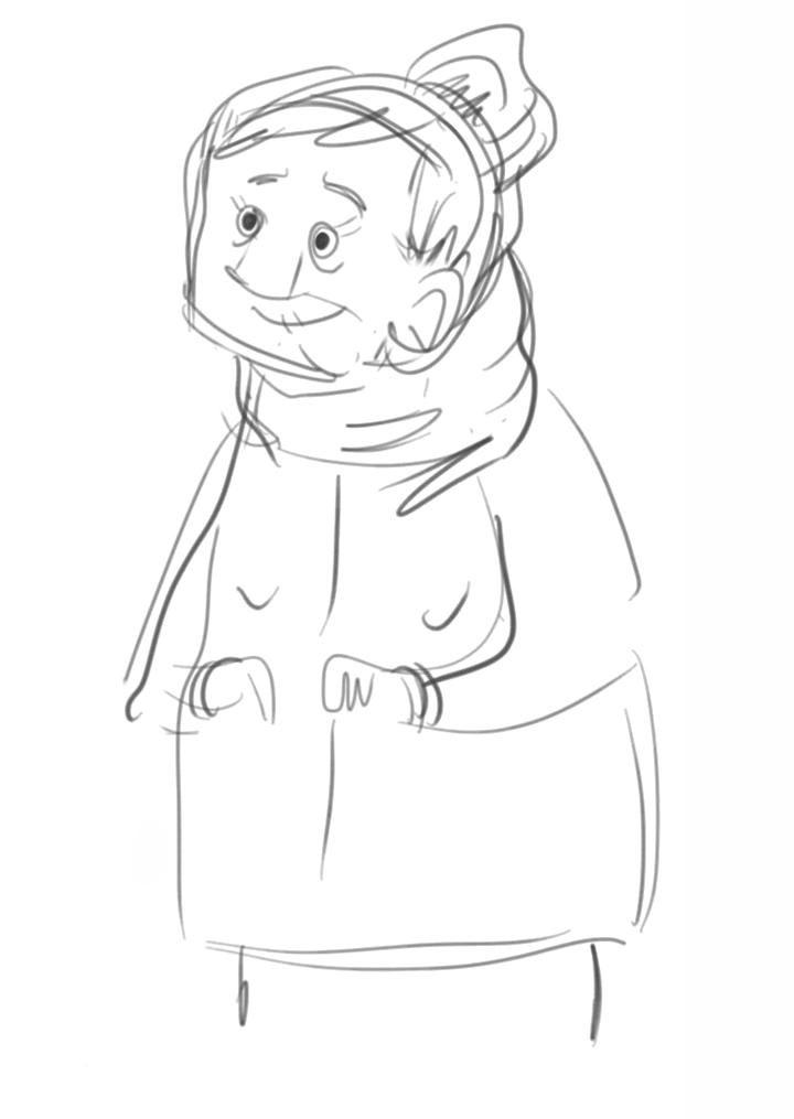 Amy Henkel Storyboards