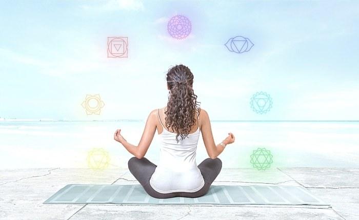 yoga poses to balance chakra