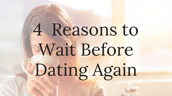 How soon after a divorce can you start dating