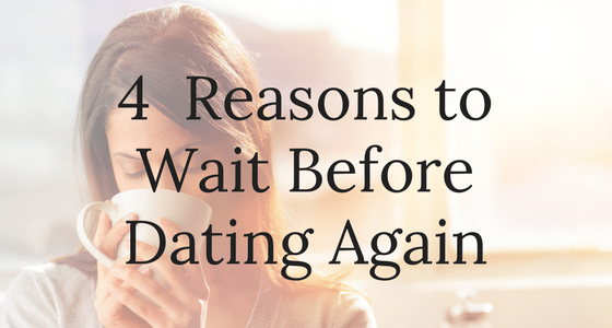 How long should you wait to start dating after divorce