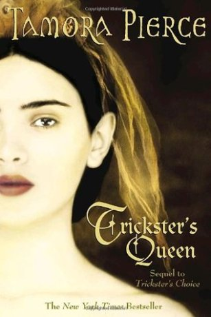 the trickster's queen