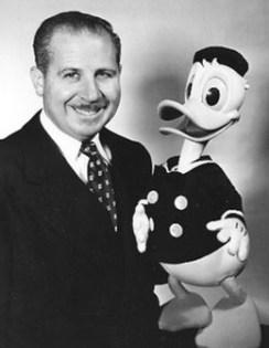 Clarence Nash - Donald Duck