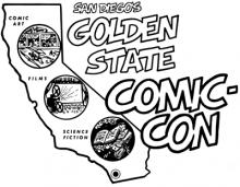 Comic-Con 1970 Logo