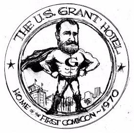 U.S. Grant Hotel Comic-Con 1970