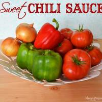 Sweet Chili Sauce Recipe