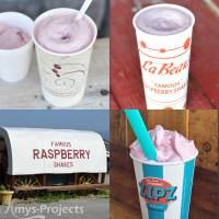 Bear Lake Raspberry Shake Showdown