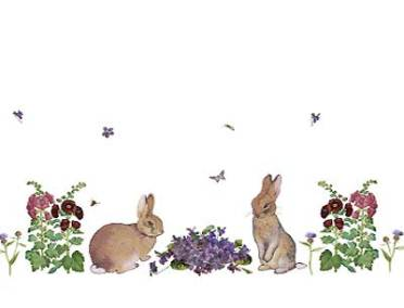 Secret Garden Bunnies
