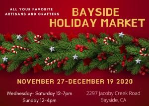 Bayside Holiday Market