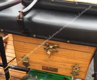 cart storage box - mkd