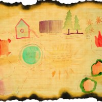 Toddler Treasure Map