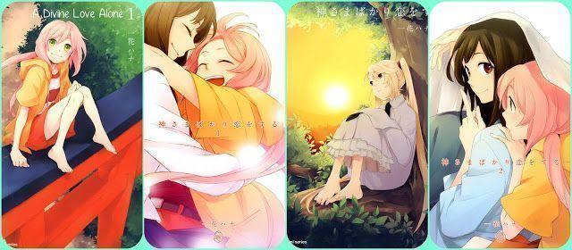 A Divine Love Alone manga