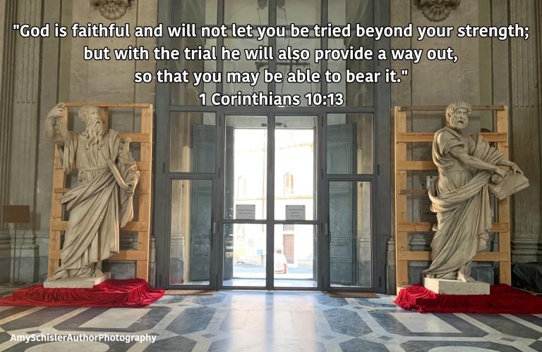 1 Corinthians 1:13