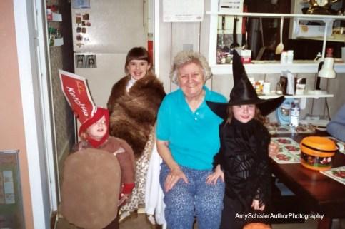 2020 Halloween wtih Nan