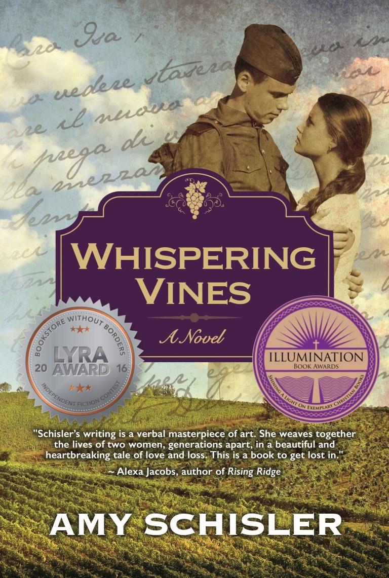 Whispering Vines Cover