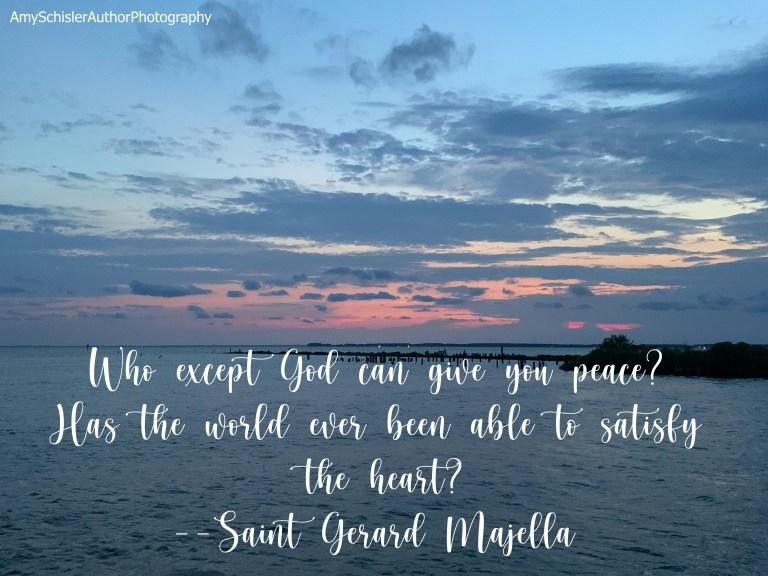 St. Gerard Majella Quote