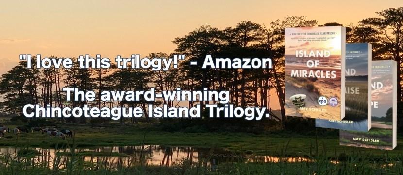 Chincoteague Island Trilogy