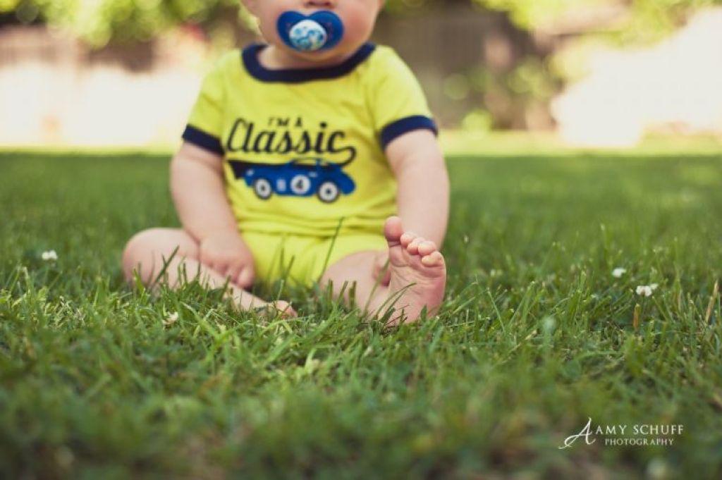 Sacramento Baby Photographer - Amy Schuff