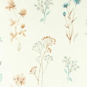 Tricot - digitaal bloemetjes