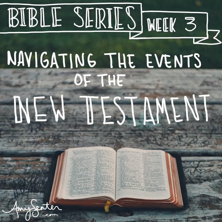 New Testament events