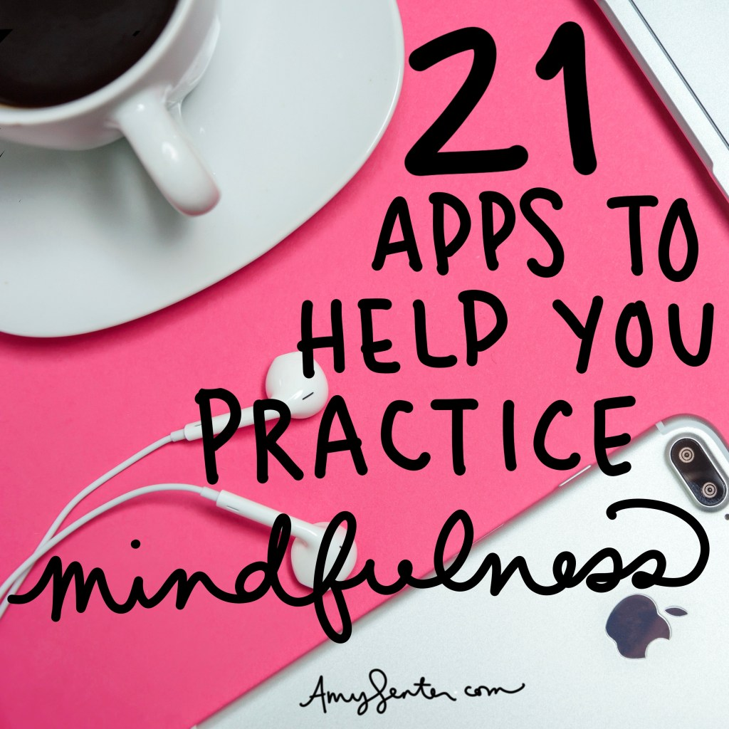 Mindfulness apps