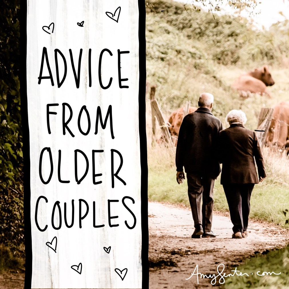 Marriage Advice From Older Couples