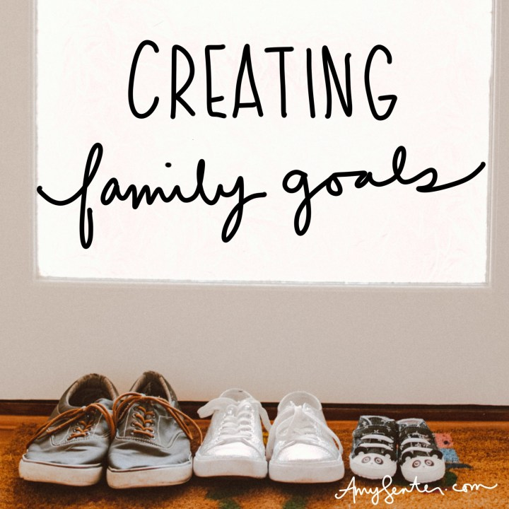 Creating Family Goals for the New Year