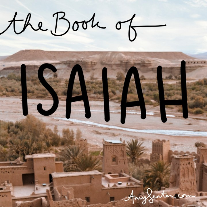 Printable Bible Study for the Book of Isaiah