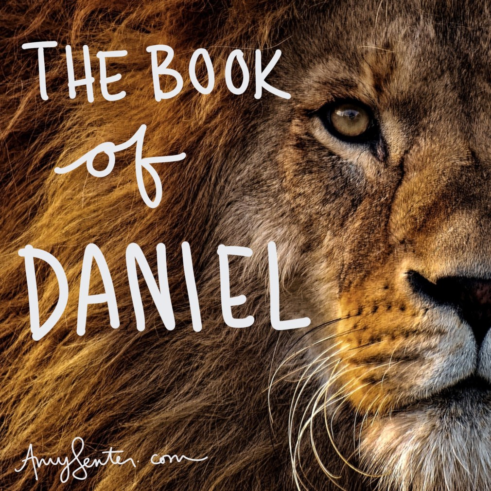 Printable Study for the Book of Daniel in the Bible