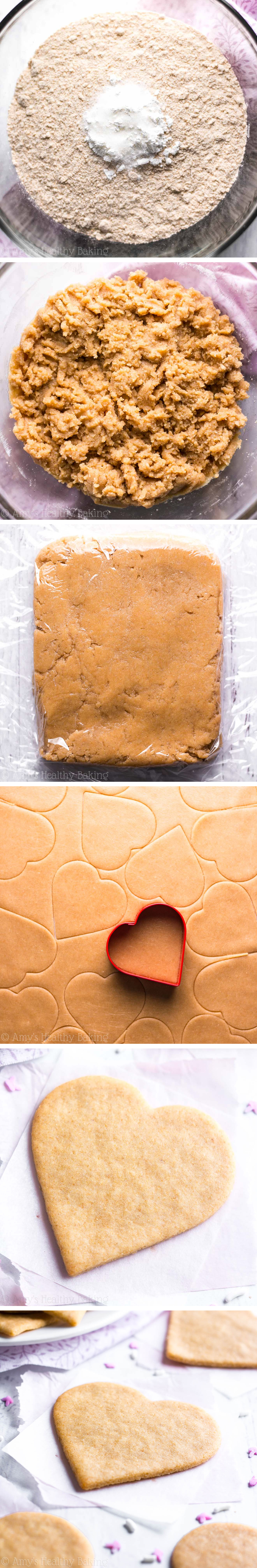 The Ultimate Healthy Sugar Cookies With A Step By Step