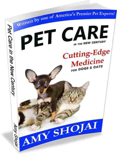 Pet Care in the New Century: Cutting-edge medicine for dogs and cats