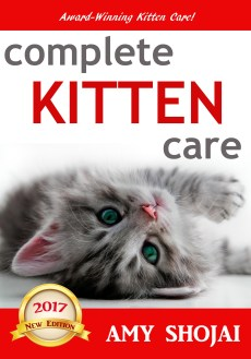 Complete Kitten Care book