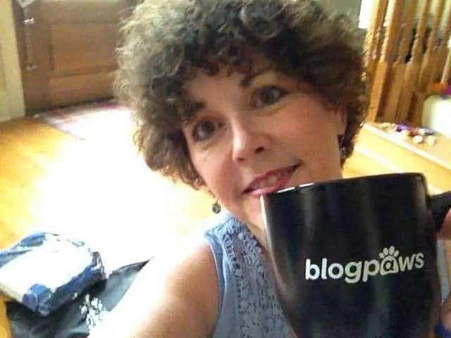 Amy Shojai Blogpaws Cup