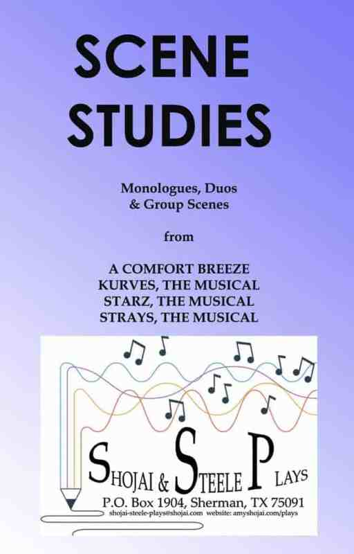 Scene Study: Monologues, Duos & Group Scenes