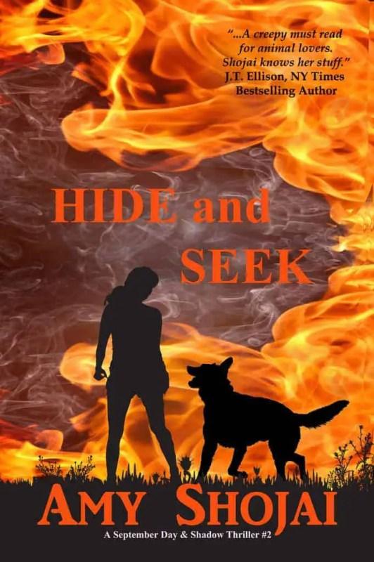 HIDE AND SEEK, (September Day Series #2)