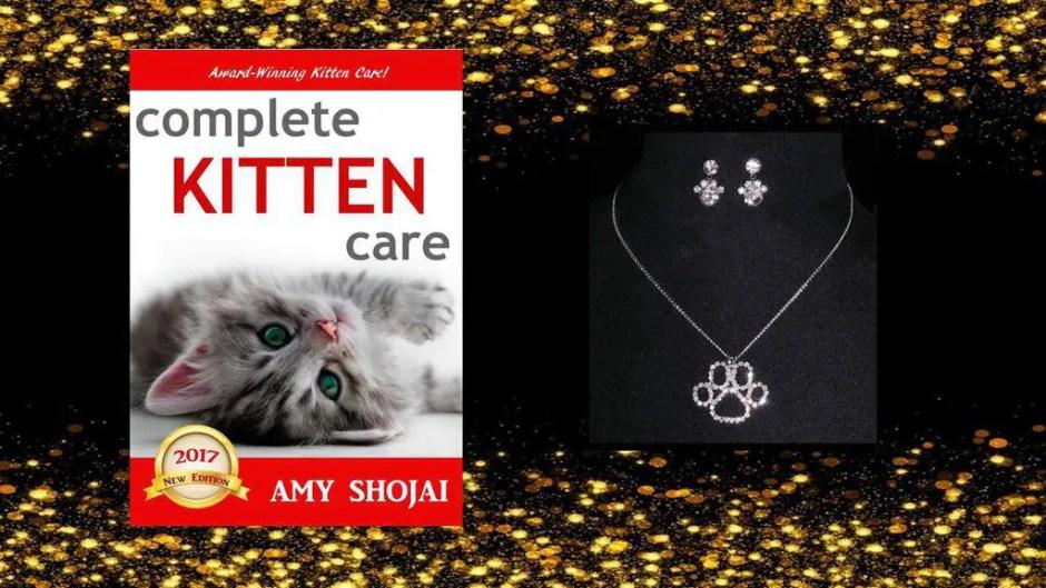 kitten book give away