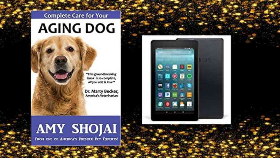 aging dog book