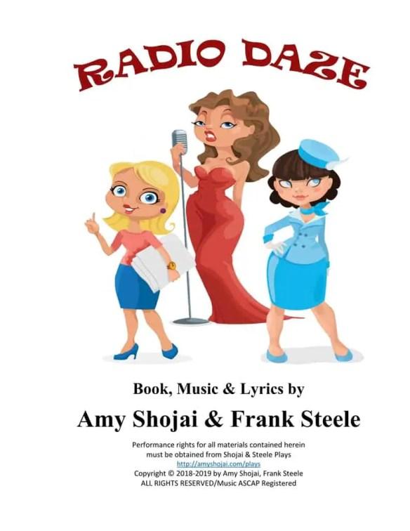 Radio Daze, the 1940s Musical