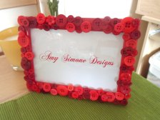 Thin Red Frame