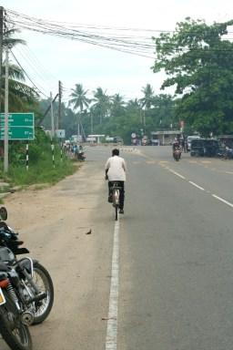 Sri Lanka Bike