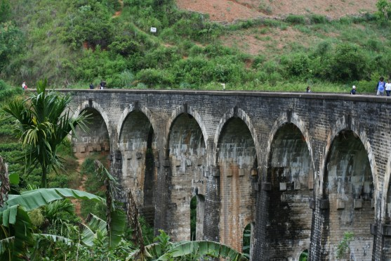 Sri Lanka Nine Arch Bridges