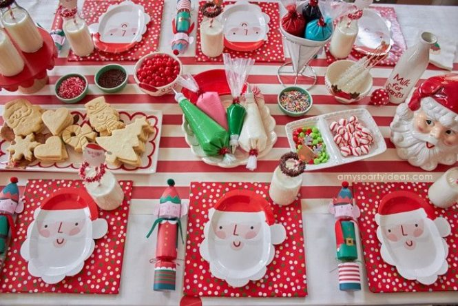 Christmas Cookie Decorating Party Ideas For My Granddaughter Pin