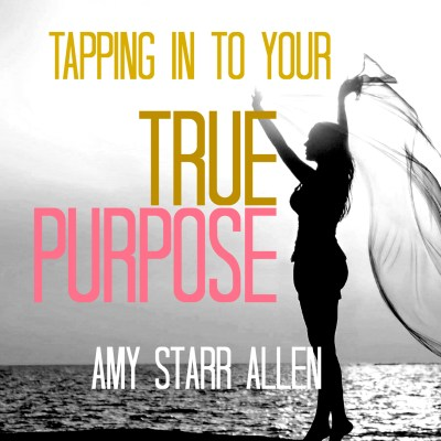 tapping in to your true purpose